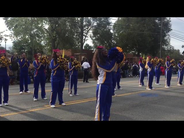 FVSU Cheerleaders