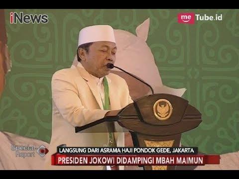 Pembukaan Tausiah Kebangsaan oleh Ketua Majelis Zikir Hubbul Wathon - Special Report 21/02
