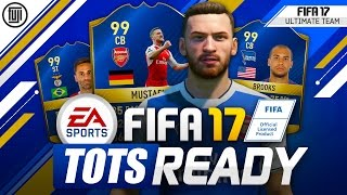 Fifa 17 get ready for tots!!! - fifa 17 ultimate team