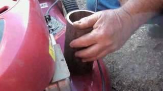 Como construir un triturador de materia organica