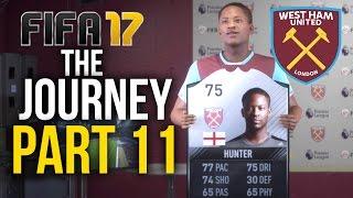Video FIFA 17 THE JOURNEY Gameplay Walkthrough Part 11 - BACK TO THE PREMIER LEAGUE (West Ham) #Fifa17 download MP3, 3GP, MP4, WEBM, AVI, FLV Desember 2017