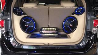 Audio Mobil Fortuner SQ + Loud | Innovation Car Audio Jakarta