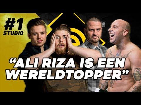 """""""Titelkandidaat Ali Riza en eKlassieker Feyenoord - Ajax""""   Speelronde 1   Studio eDivisie 1718"""