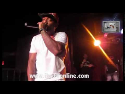 Prodigy of Mobb Deep  Right Back At You  BB KINGS NYC iboTV 7312