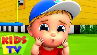 Бу бу песня Стихи для детей дошкольные видео Kids Tv Russia Детские стишки