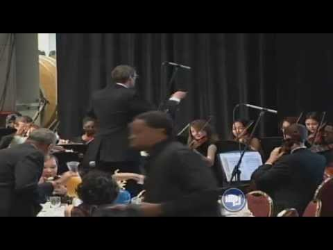 Rufus King International High School String Orchestra