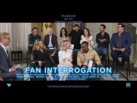 Murder On The Orient Express ['Fan Interrogation' Special In HD (1080p)]