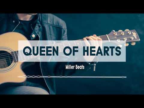 Acoustic Guitar RnB Instrumental | Rap Hip Hop Beat 2018 - ¨Queen Of Hearts¨