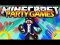 NEW! Party Games! - Hypixel Minecraft Arcade Game