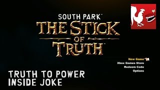South Park: The Stick of Truth - Truth to Power & Inside Joke Achievements