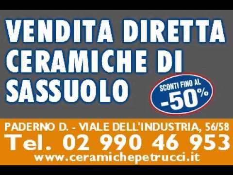 CERAMICHE PETRUCCI SASSUOLO - MILANO - YouTube