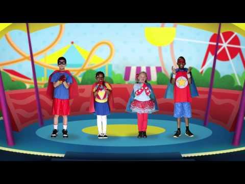 Let's Go Heroes! | Preschool Song
