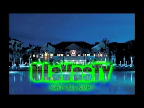 Sean Kingston - Party All Night (Sleep All Day) - (ULaVasTY Remix)