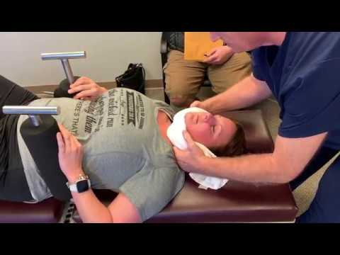 Severe Lower Back Pain From Work Injury - Trying To Avoid Surgery At Advanced Chiropractic Relief