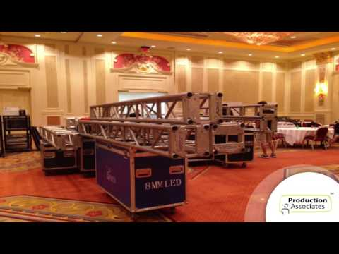 Production Associates -- a full service AV production and staging company