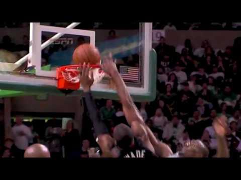[NBA Playoffs 2010 First Round] (Game 1) Miami Heat vs Boston Celtics (17 Apr 2010)
