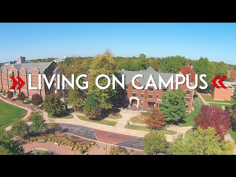 Living on Campus at Drury University