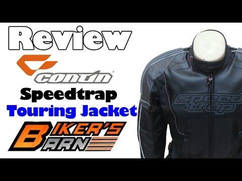 Contin Speedtrap Review at Bikersbarnid.com