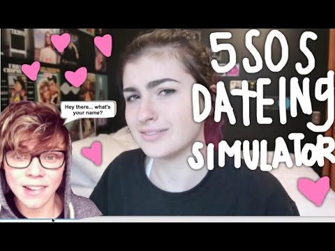 Who are 5sos dating game