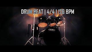Drum beat in 4/4 at 126 BPM