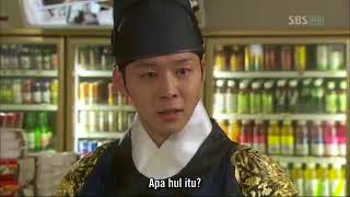 Rooftop Prince Eps 2 Indo Sub