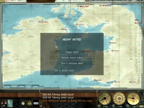 Let's Play Silent Hunter III - Patrol 14 - Part 3