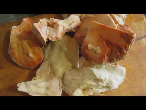 Как приготовить серно желтый трутовик