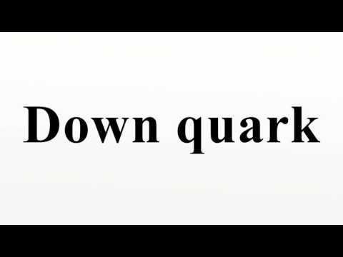 Down quark