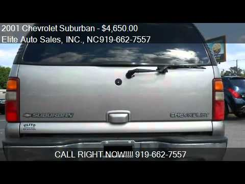 2001 chevrolet suburban 1500 4wd third row seat for sale i youtube. Black Bedroom Furniture Sets. Home Design Ideas