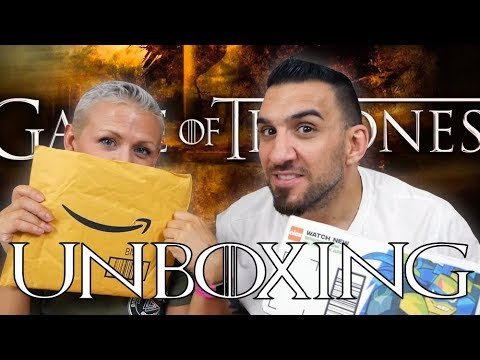 Game Of Thrones Unboxing #4