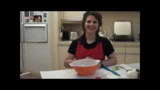 Diabetic Side Recipe: Sweet Cucumber Dill Salad