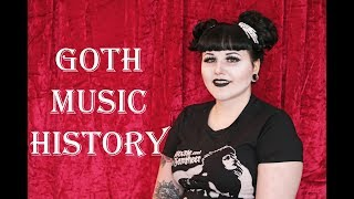 Evolution of Goth Music