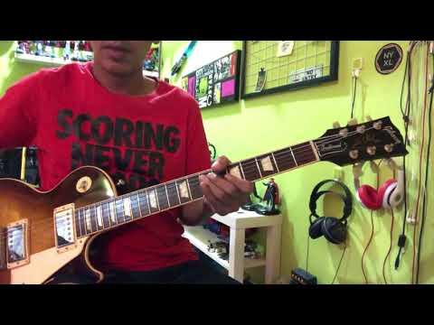 Dirantai Digelangi Rindu - Exist (Guitar Solo Cover By Korbiye)