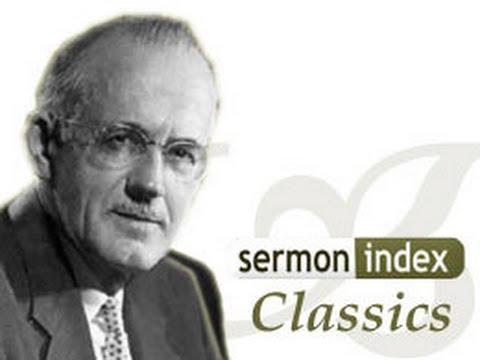 A. W. Tozer Sermon: Calvinism & Divine Sovereignty