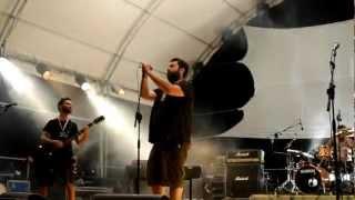Rancore - Le radici e le ali - @L.O.A. Acrobax I. MUSIC FESTIVAL 25/05/12
