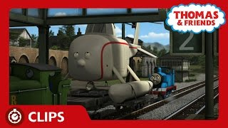 Thomas Plays a Trick on Duck   Clips   Thomas & Friends