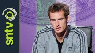 Wimbledon Champion Andy Murray on Ivan Lendl