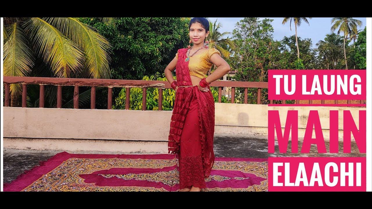 #madhuridixit#LukaChuppi |Tu Laung Main Elaachi Dance|Choreographed by Madhuri Dixit Mam at DWM|