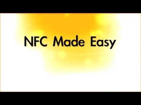 Near Field Communication (NFC) made easy! - DesignWest 2013