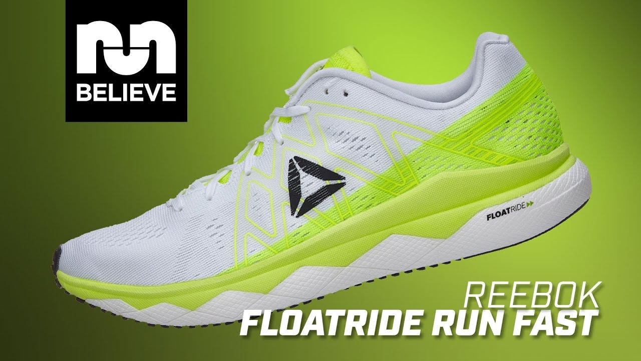 f63d1d8204f2 Reebok FloatRide Run Fast Video Performance Review - YouTube