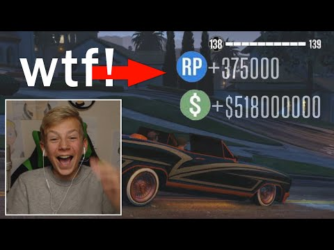 HACKERS GEVEN GELD?! - GTA V Online (GTA 5 Funny Moments)