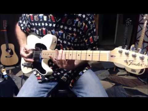 How Forever Feels - Kenny Chesney (guitar cover - Open G)