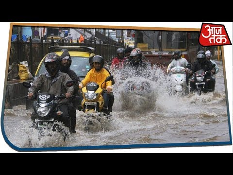 Heavy Downpour This Monsoon Troubles The Public; Cities And People Drowning In Water