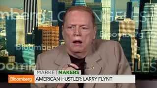 Hustler Magazine's Days Are Numbered: Larry Flynt