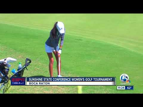 Lynn Golf finishes third in Sunshine State Conference Women's Golf Championship