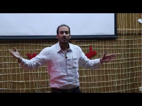 Dream, Believe and GO: Ahmed Haggagovic at TEDxKafrElsheikh