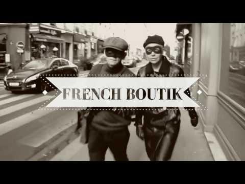 Le Casse - French Boutik (Front Pop Album)