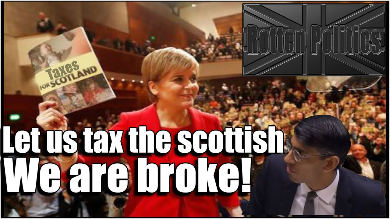 SNP try to ensure economic disaster by controlling taxes