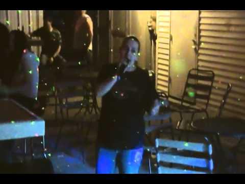 Trophy Karaoke Contest One Hit Wonder Night Tracey Girard 05/16/13