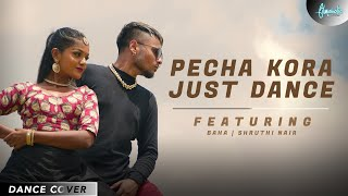 Pecha Kora (feat. Yung Raja)   Dance Cover   Baha, Shruthi Nair   Kevin William
